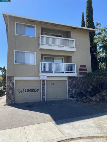 1869 Lacassie Ave, Walnut Creek, CA 94596 (#CC40967344) :: The Kulda Real Estate Group