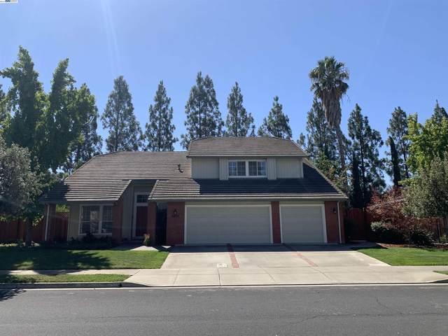 5475 Goldenrod Dr, Livermore, CA 94551 (#BE40967347) :: Intero Real Estate