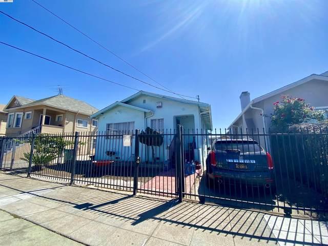1508 92Nd Ave, Oakland, CA 94603 (#BE40967350) :: Schneider Estates