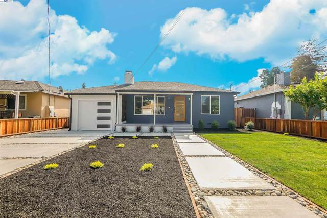 820 7Th Ave, Redwood City, CA 94063 (#BE40967363) :: Intero Real Estate