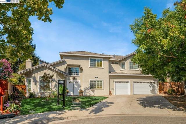 380 Hatcher Ct, Campbell, CA 95008 (#BE40967365) :: The Sean Cooper Real Estate Group