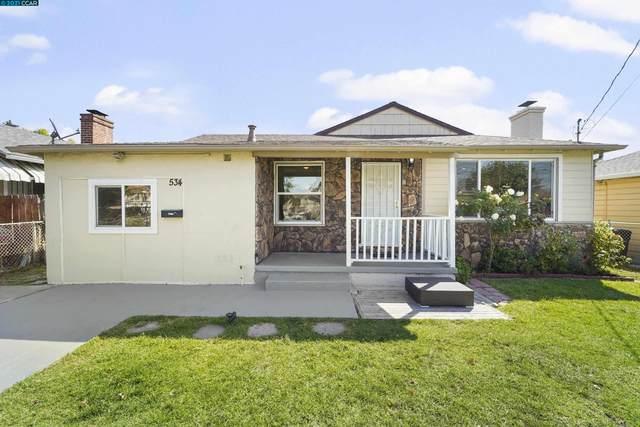 534 Capistrano Dr, Oakland, CA 94603 (#CC40967388) :: Schneider Estates