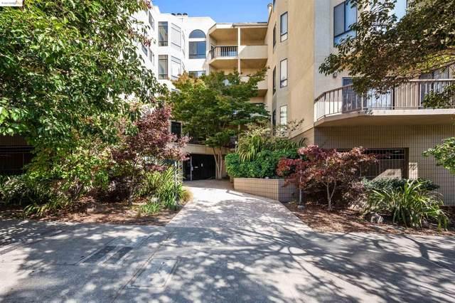 330 Park View Ter 405, Oakland, CA 94610 (#EB40967399) :: Schneider Estates