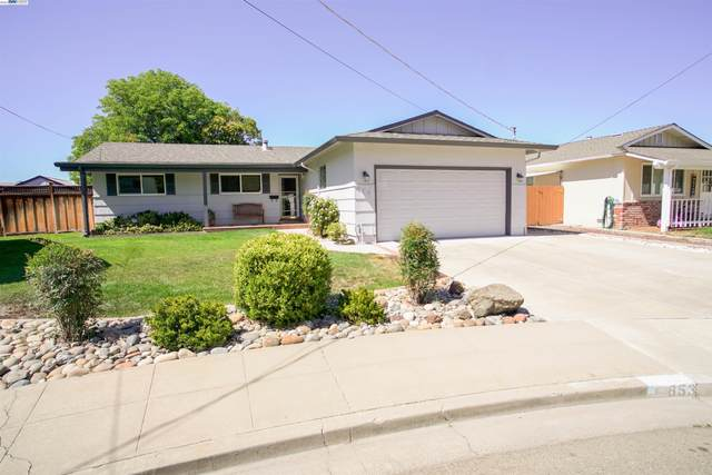 853 Arbor Ct, Livermore, CA 94550 (#BE40967405) :: Robert Balina | Synergize Realty