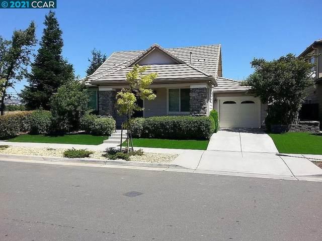 1520 Bailey Dr, Fairfield, CA 94533 (#CC40967414) :: The Goss Real Estate Group, Keller Williams Bay Area Estates