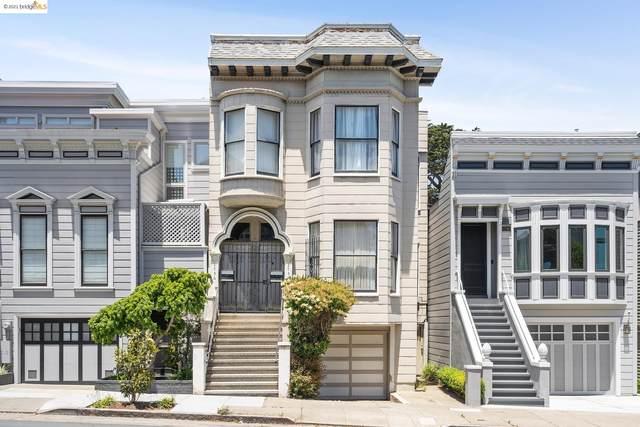 2754 Bush St, San Francisco, CA 94115 (#EB40967422) :: Schneider Estates
