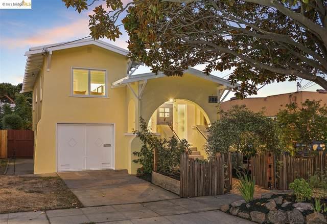 438 35Th St, Richmond, CA 94805 (#EB40967442) :: Schneider Estates