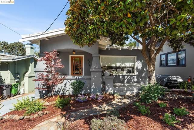 4427 Moraga Ave, Oakland, CA 94611 (#EB40967452) :: Olga Golovko