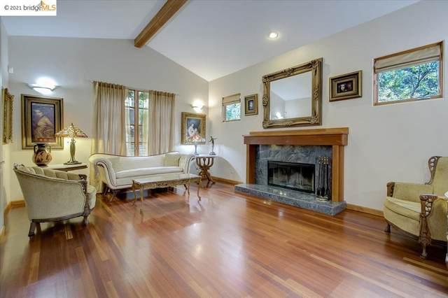 7400 Woodrow Dr, Oakland, CA 94611 (#EB40967459) :: Schneider Estates