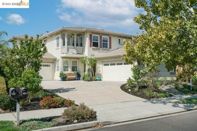 349 Foothill Dr, Brentwood, CA 94513 (#EB40967457) :: Robert Balina | Synergize Realty
