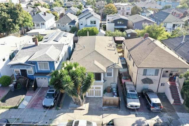 859 47Th St, Oakland, CA 94608 (#EB40967471) :: The Goss Real Estate Group, Keller Williams Bay Area Estates