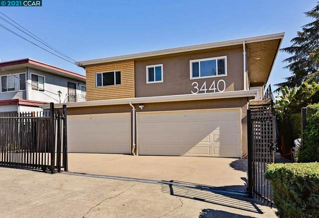 3440 64th Avenue Place, Oakland, CA 94610 (#CC40967477) :: Live Play Silicon Valley