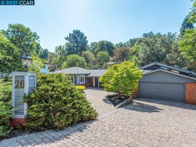 26 Meadow Park Ct, Orinda, CA 94563 (#CC40967483) :: Strock Real Estate