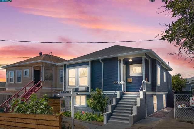 1951 36th Ave, Oakland, CA 94601 (#CC40967486) :: Alex Brant
