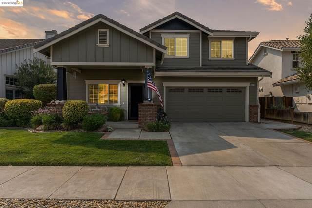 1758 Corte Vista St, Brentwood, CA 94513 (#EB40967556) :: Alex Brant