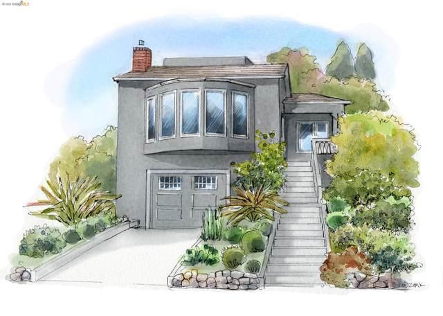 1003 Everett Avenue, Oakland, CA 94602 (#EB40967593) :: Schneider Estates