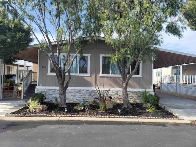 437 Viebrock Way, Hayward, CA 94544 (#BE40967605) :: The Gilmartin Group