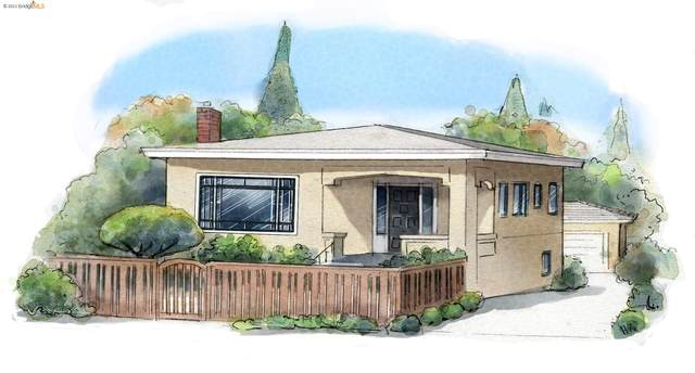 1163 El Centro Avenue, Oakland, CA 94602 (#EB40967614) :: Schneider Estates