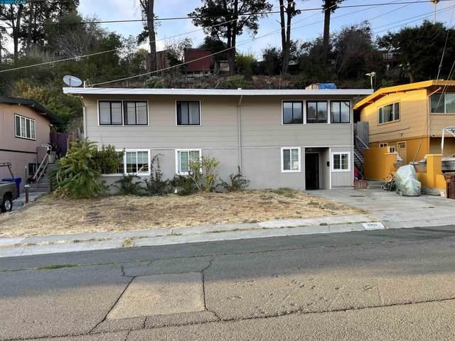 2811 Sheldon Dr, Richmond, CA 94803 (#CC40967646) :: The Gilmartin Group