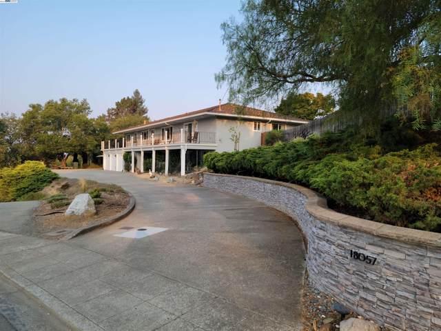 18057 Jaymark Ct, Castro Valley, CA 94546 (#BE40967647) :: Strock Real Estate