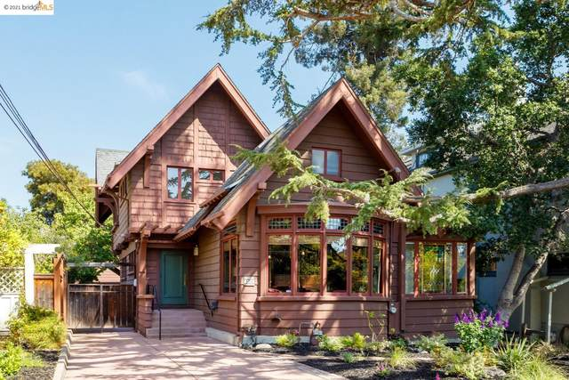 384 Bellevue Ave, Oakland, CA 94610 (#EB40967668) :: Schneider Estates