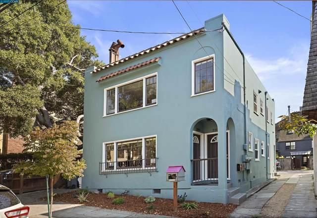 2374 Hilgard Ave 2, Berkeley, CA 94709 (#CC40967680) :: Olga Golovko