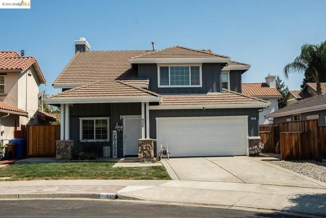 926 Outlook Ct, Brentwood, CA 94513 (#EB40967686) :: Robert Balina | Synergize Realty
