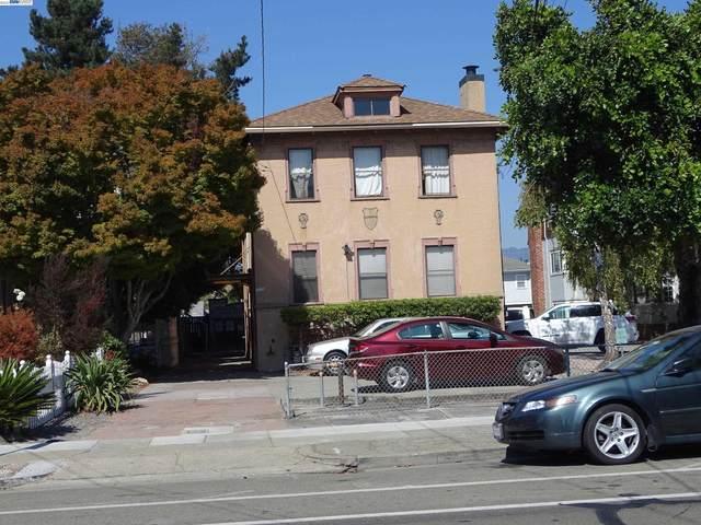2121 Santa Clara Ave, Alameda, CA 94501 (#BE40967702) :: The Gilmartin Group
