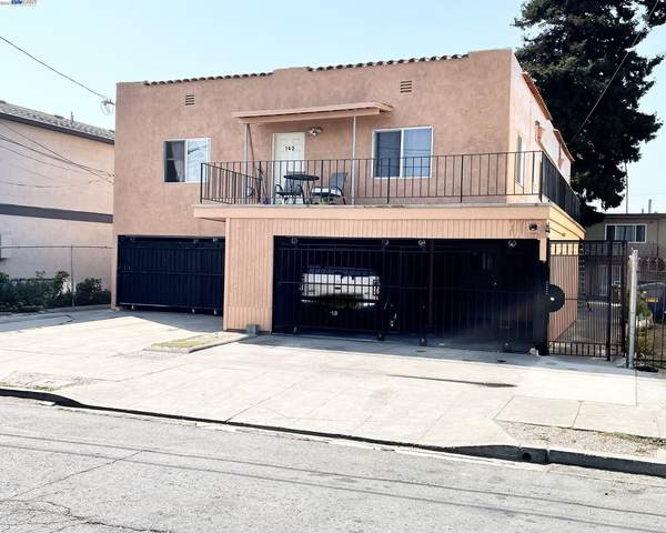 143 20Th St, Richmond, CA 94801 (#BE40967701) :: The Sean Cooper Real Estate Group