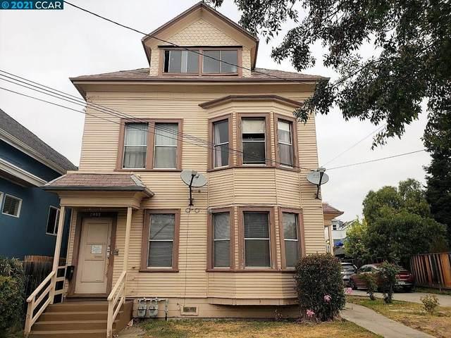 2057 Emerson St, Berkeley, CA 94703 (#CC40967725) :: The Sean Cooper Real Estate Group