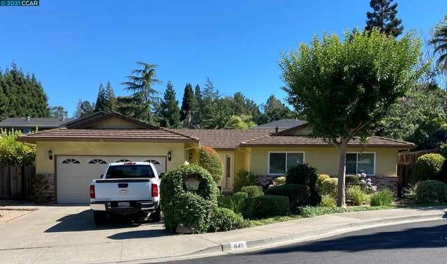 645 Keith Ct, Walnut Creek, CA 94597 (#CC40967766) :: The Kulda Real Estate Group
