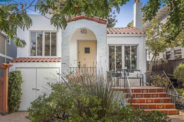 423 Vernon St, Oakland, CA 94610 (#CC40967784) :: Schneider Estates