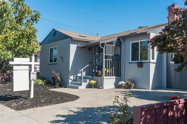 683 Paradise Blvd, Hayward, CA 94541 (#BE40967794) :: The Gilmartin Group