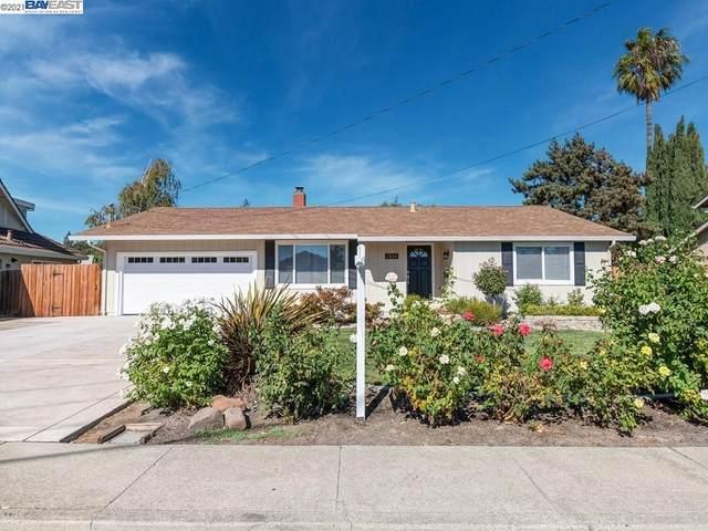9540 Brockton Ave, San Ramon, CA 94583 (#BE40967805) :: The Kulda Real Estate Group