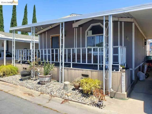 306 Alcott Ct 165, BETHEL ISLAND, CA 94511 (#EB40967816) :: Alex Brant