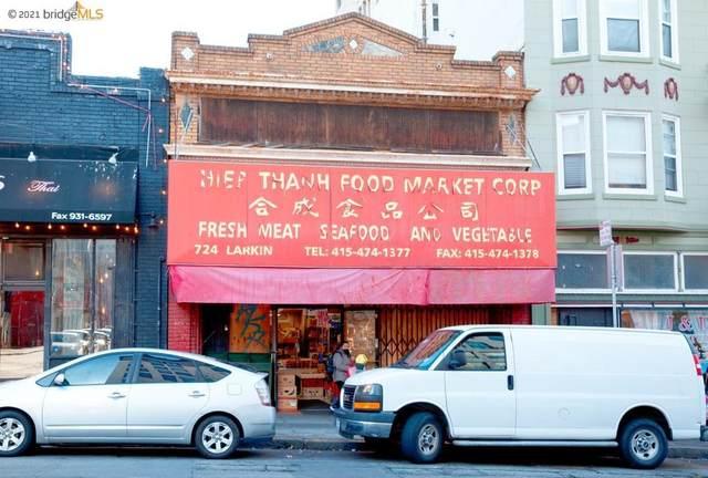 724 Larkin Street, San Francisco, CA 94109 (#MR40967861) :: Alex Brant