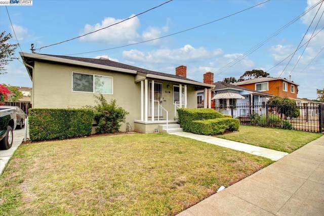 Halliday Ave, Oakland, CA 94605 (#BE40967865) :: Paymon Real Estate Group