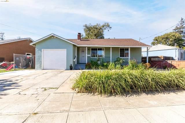 1576 Brookside Drive, San Leandro, CA 94577 (#EB40967893) :: The Sean Cooper Real Estate Group