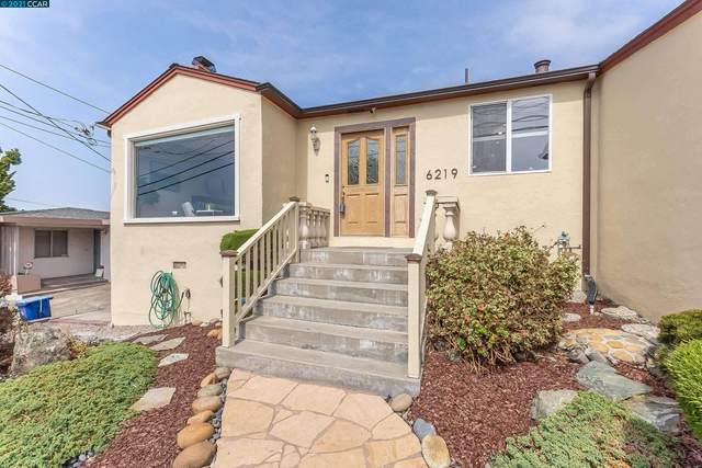 6219 Jordan Ave, El Cerrito, CA 94530 (#CC40967895) :: Real Estate Experts