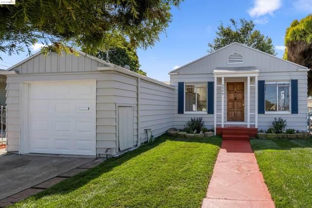 2344 Emeric Ave, Richmond, CA 94806 (#EB40967903) :: Strock Real Estate
