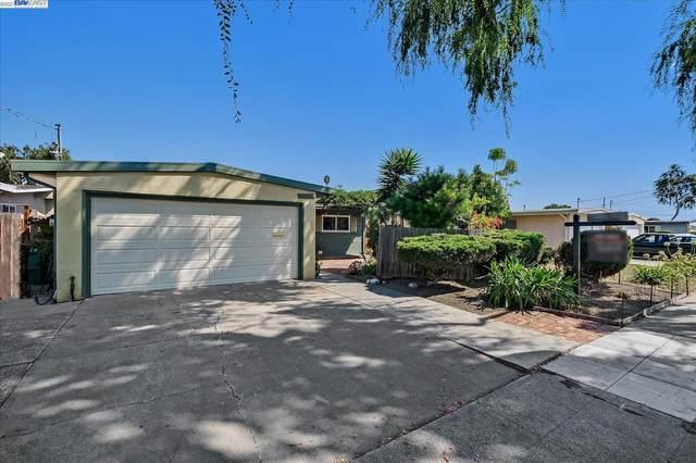 28368 Rochelle Ave, Hayward, CA 94544 (#BE40967905) :: Intero Real Estate
