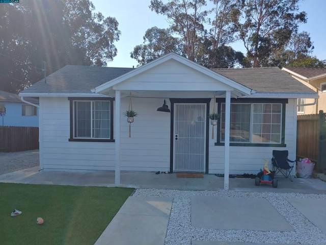 4560 Hilltop Dr, El Sobrante, CA 94803 (#CC40967916) :: Paymon Real Estate Group