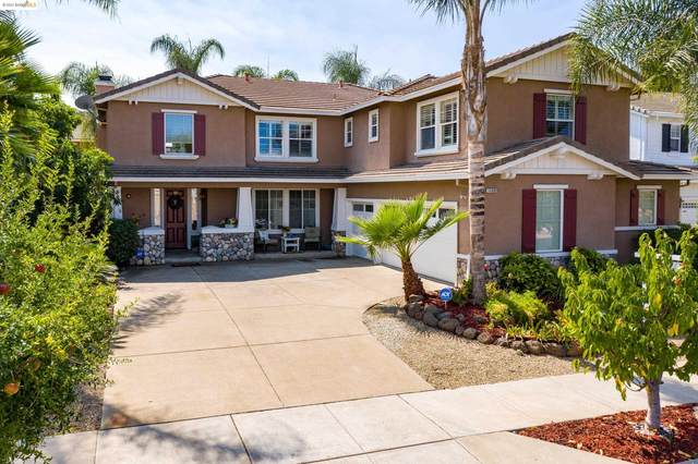 1400 Camden Ct, Brentwood, CA 94513 (#EB40967920) :: The Kulda Real Estate Group