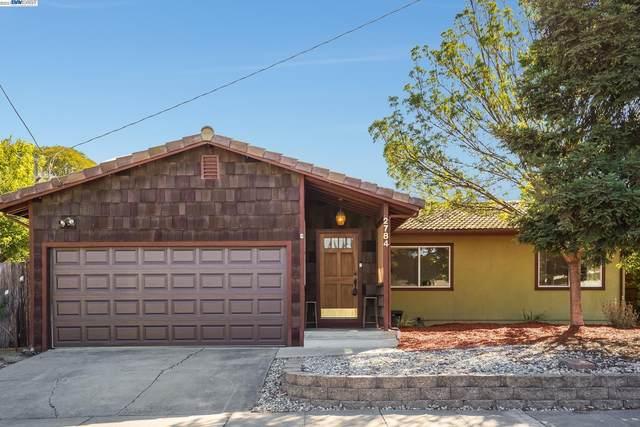 2784 Courtland Dr, Concord, CA 94520 (#BE40967919) :: Intero Real Estate