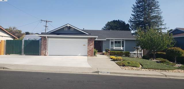 3430 Grasswood Dr, Richmond, CA 94803 (#BE40967922) :: The Gilmartin Group
