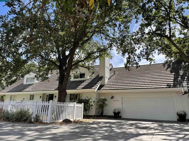 2632 Cherry Ln, Walnut Creek, CA 94597 (#CC40967941) :: The Kulda Real Estate Group