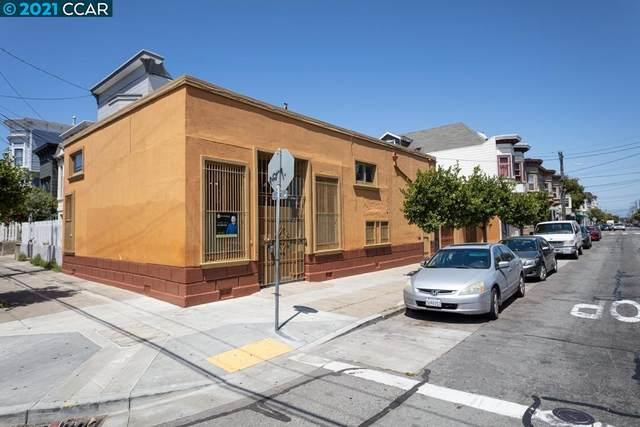 3240 26th  St, San Francisco, CA 94110 (#CC40967958) :: The Realty Society