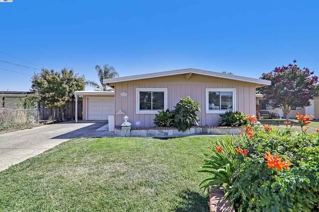 4392 Porter St, Fremont, CA 94538 (#BE40967963) :: Schneider Estates