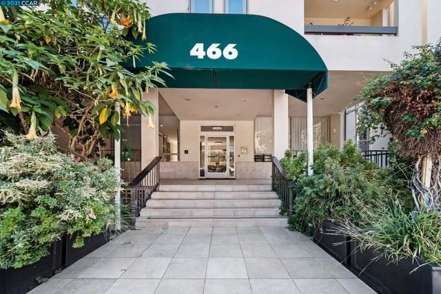466 Crescent St 221, Oakland, CA 94610 (#CC40967974) :: Paymon Real Estate Group