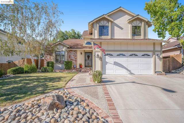 917 Flintrock, Antioch, CA 94531 (#EB40967977) :: Schneider Estates